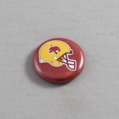 NCAA Texas State Bobcats Button 02