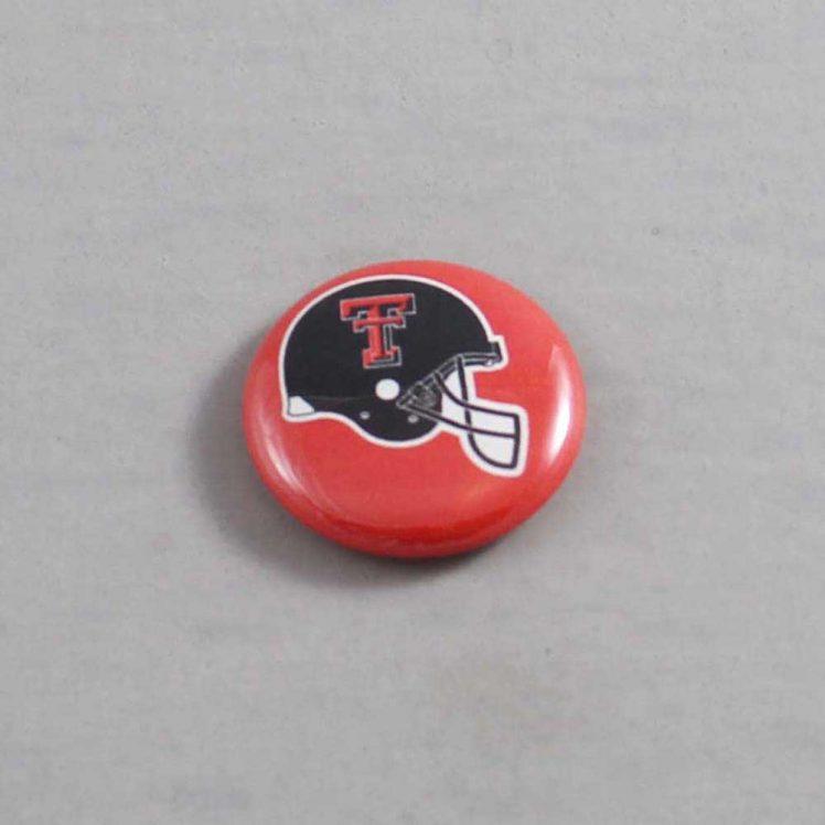 NCAA Texas Tech Red Raiders Button 02