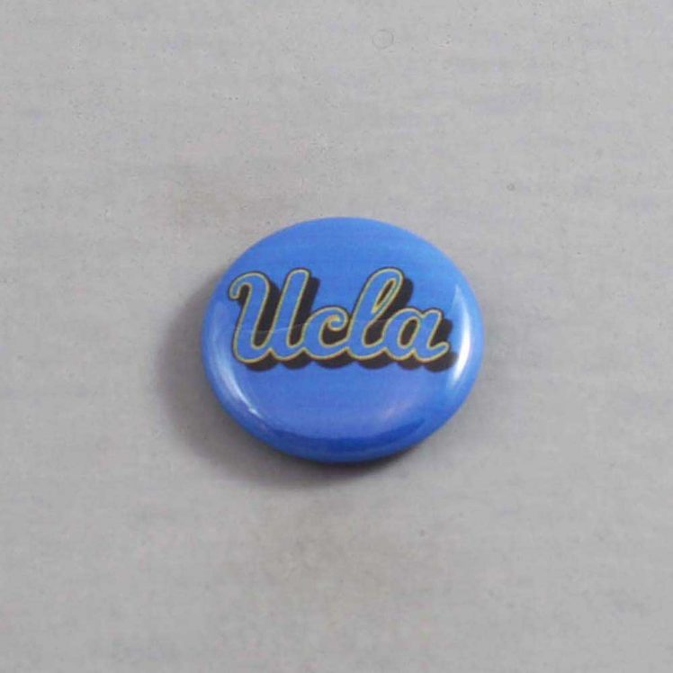 NCAA UCLA Bruins Button 01
