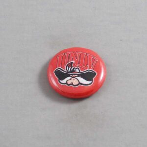 NCAA UNLV Runnin Rebels Button 01