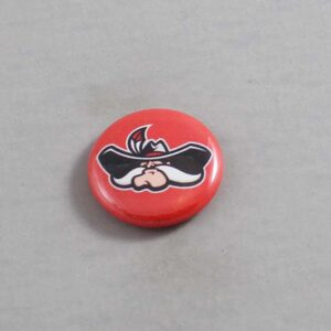 NCAA UNLV Runnin Rebels Button 02