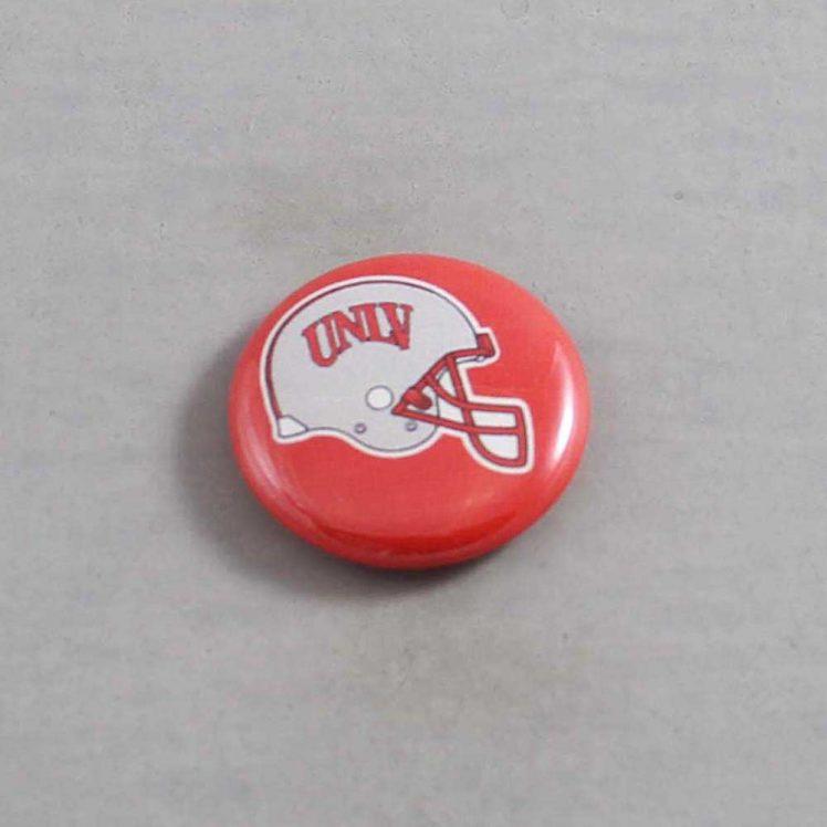 NCAA UNLV Runnin Rebels Button 03