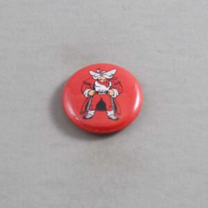 NCAA UNLV Runnin Rebels Button 05