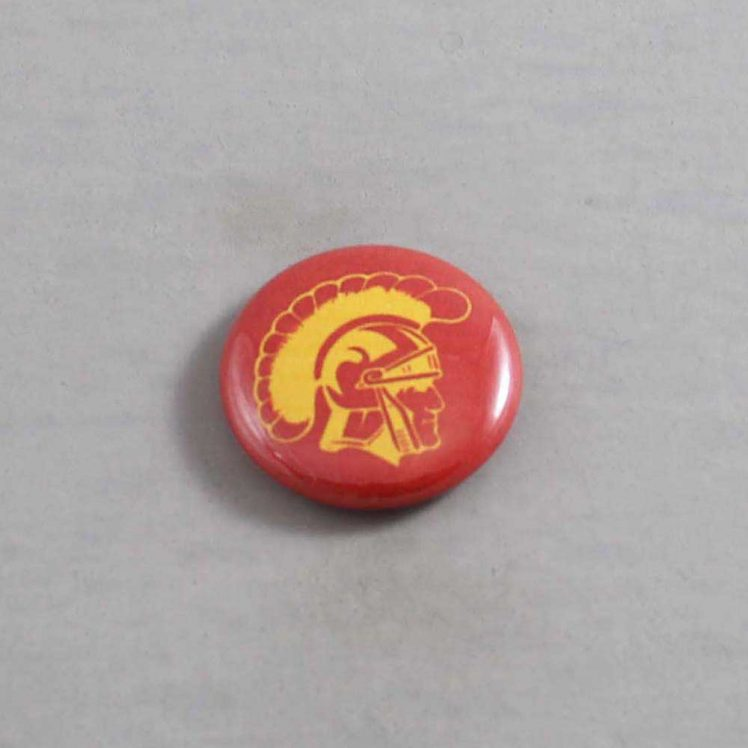 NCAA USC Trojans Button 01