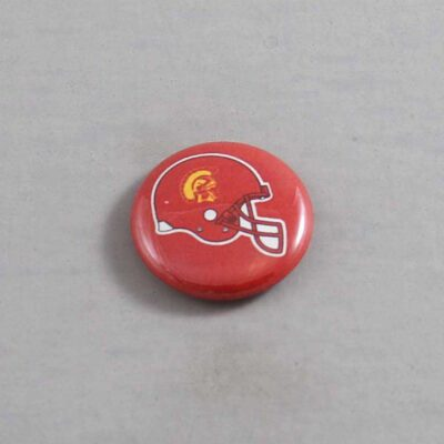 NCAA USC Trojans Button 02