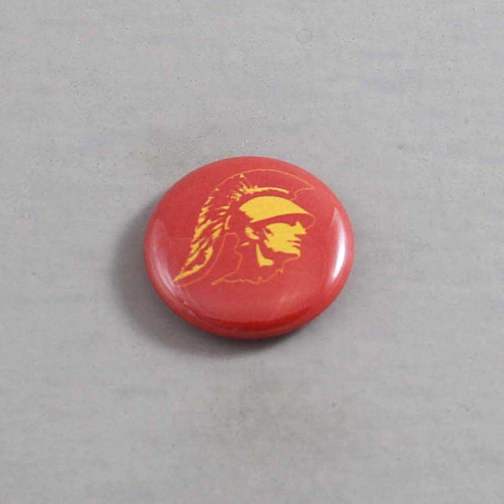 NCAA USC Trojans Button 05