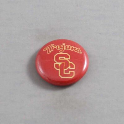 NCAA USC Trojans Button 06