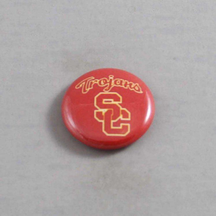 NCAA USC Trojans Button 06