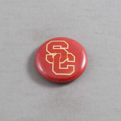 NCAA USC Trojans Button 07
