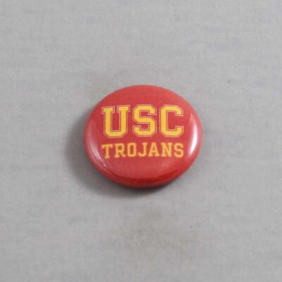 NCAA USC Trojans Button 08