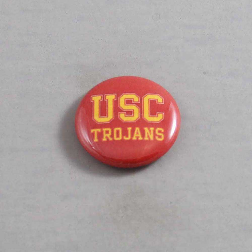 NCAA USC Trojans Button 08