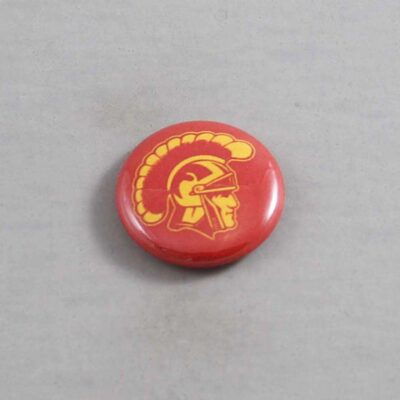 NCAA USC Trojans Button 09