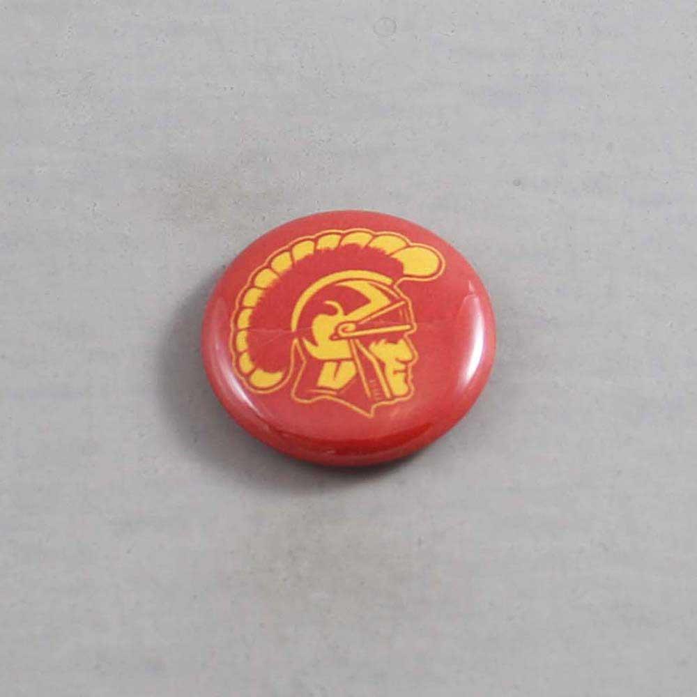 NCAA USC Trojans Button 09