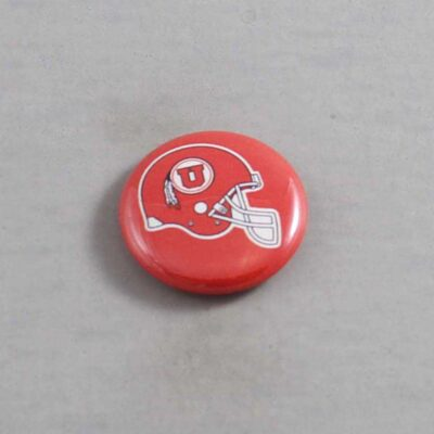 NCAA Utah Utes Button 02