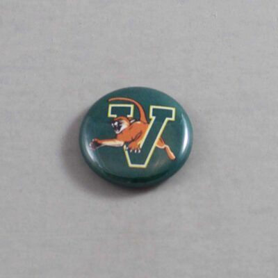 NCAA Vermont Catamounts Button 01