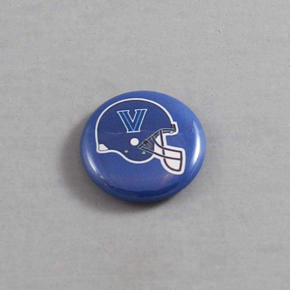 NCAA Villanova Wildcats Button 02