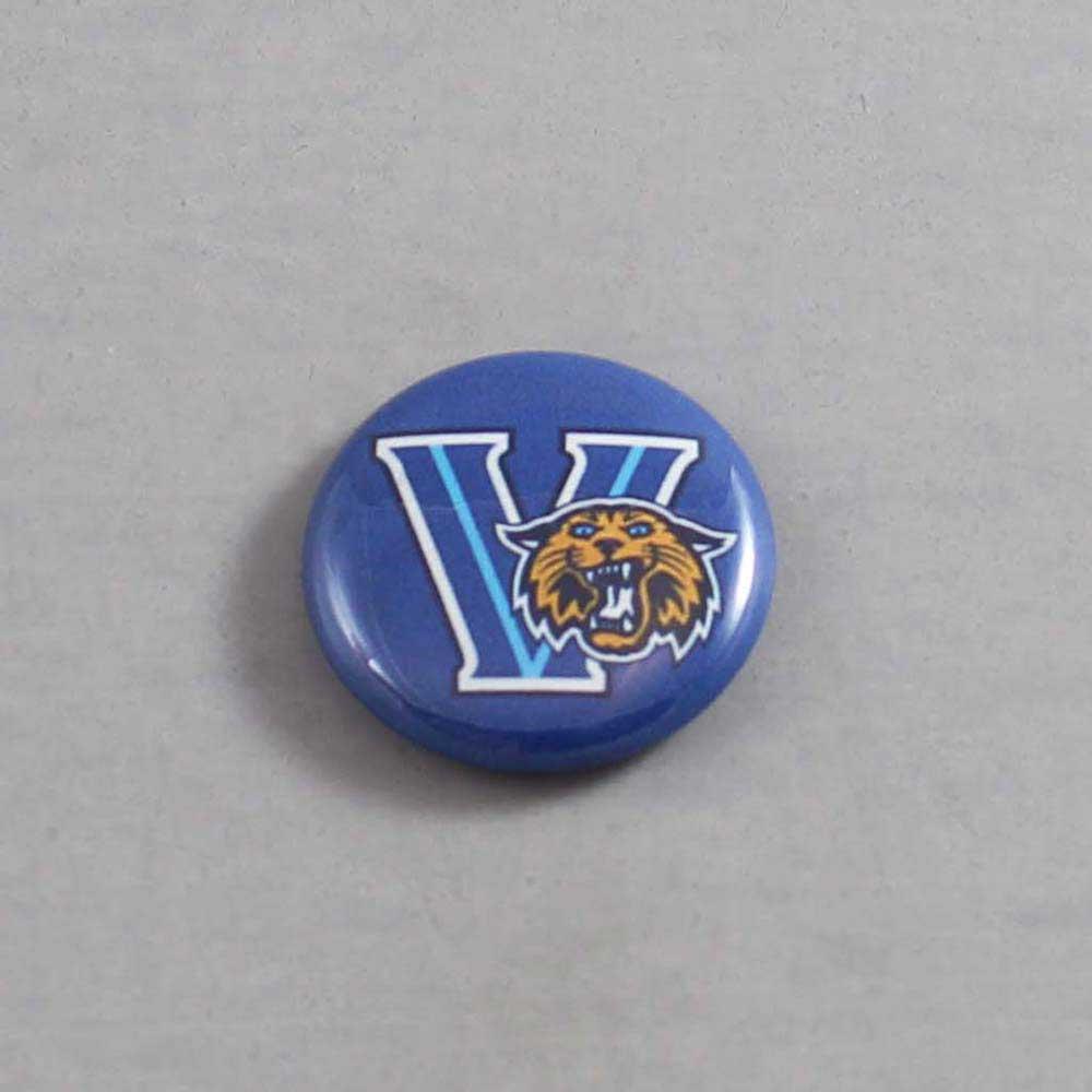 NCAA Villanova Wildcats Button 03