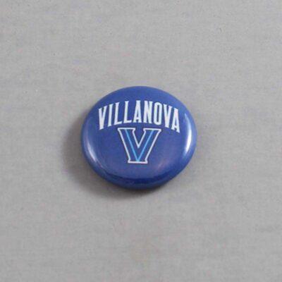 NCAA Villanova Wildcats Button 04