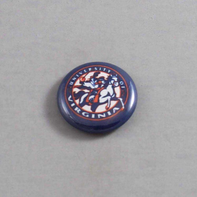 NCAA Virginia Cavaliers Button 03