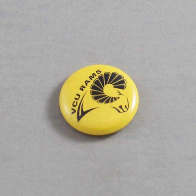 NCAA Virginia Commonwealth Rams Button 01