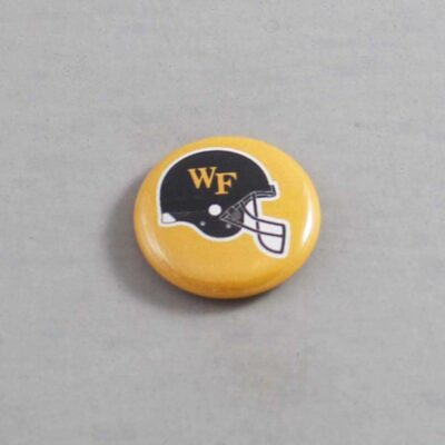 NCAA Wake Forest Demon Deacons Button 01