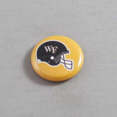 NCAA Wake Forest Demon Deacons Button 02