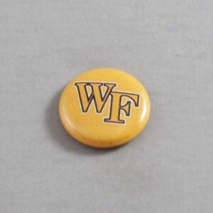 NCAA Wake Forest Demon Deacons Button 07