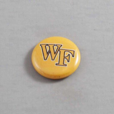 NCAA Wake Forest Demon Deacons Button 07