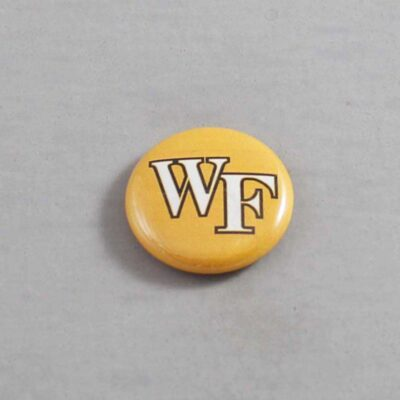 NCAA Wake Forest Demon Deacons Button 08