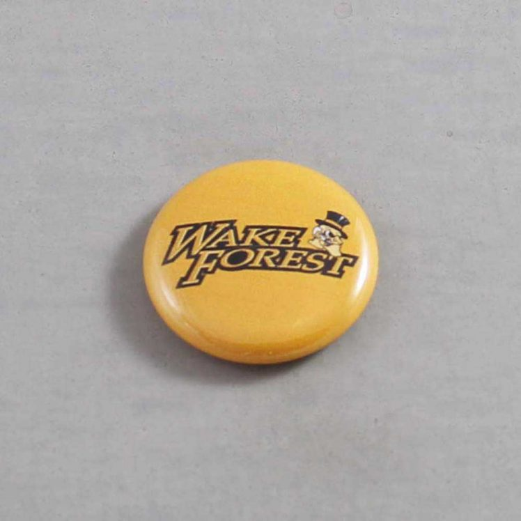 NCAA Wake Forest Demon Deacons Button 09