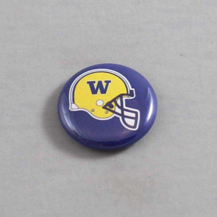 NCAA Washington Huskies Button 01
