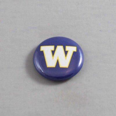 NCAA Washington Huskies Button 03
