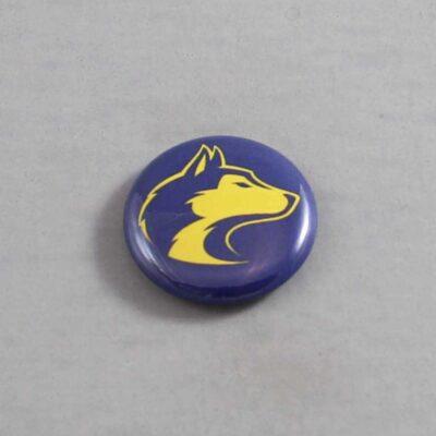 NCAA Washington Huskies Button 04