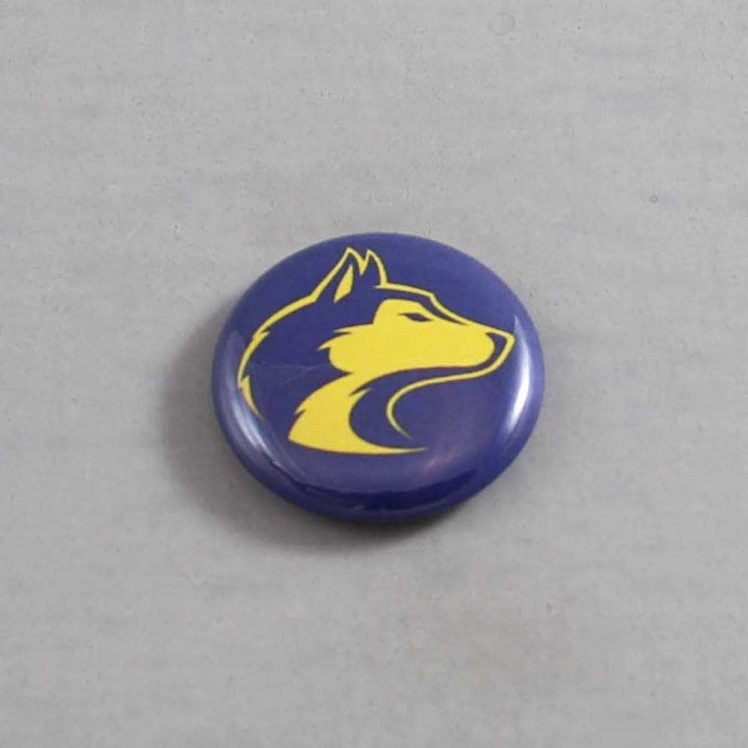 NCAA Washington Huskies Button 04