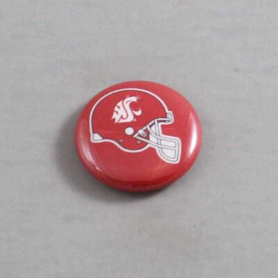 NCAA Washington State Cougars Button 01