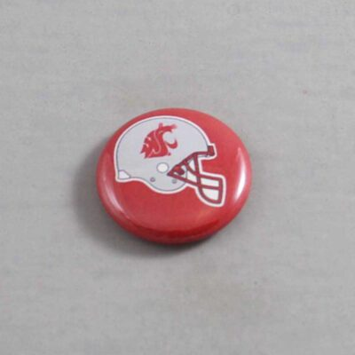 NCAA Washington State Cougars Button 03
