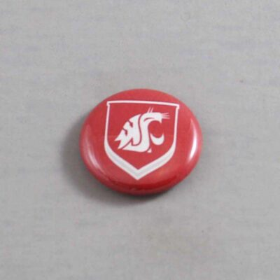 NCAA Washington State Cougars Button 04