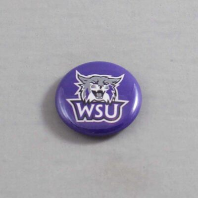 NCAA Weber State Wildcats  Button 02