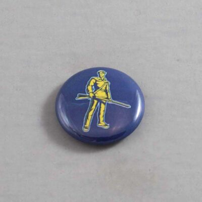 NCAA West Virginia Mountaineers Button 05
