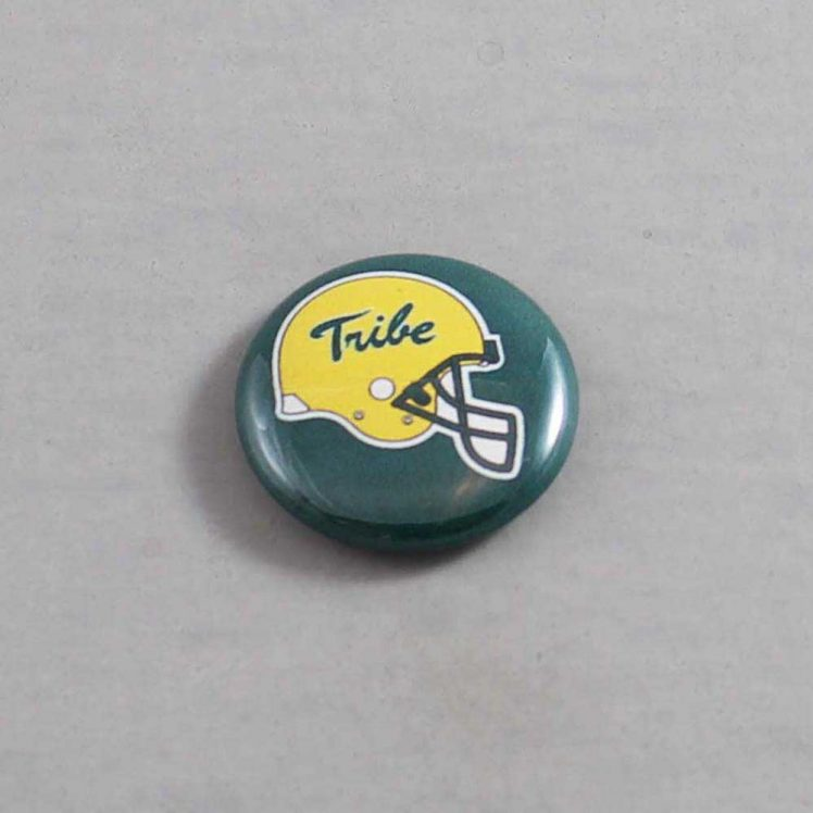 NCAA William & Mary Tribe Button 02