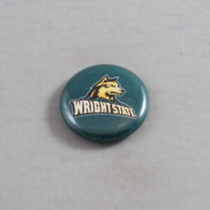 NCAA Wright State Raiders Button 01