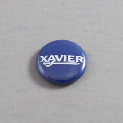 NCAA Xavier Musketeers Button 06