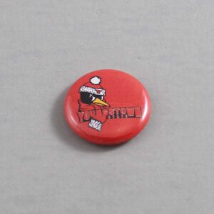 NCAA Youngstown State Penguins Button 02