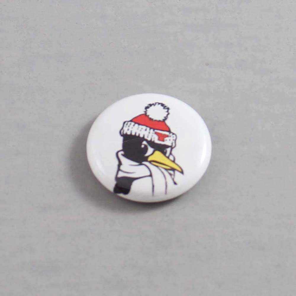 NCAA Youngstown State Penguins Button 08