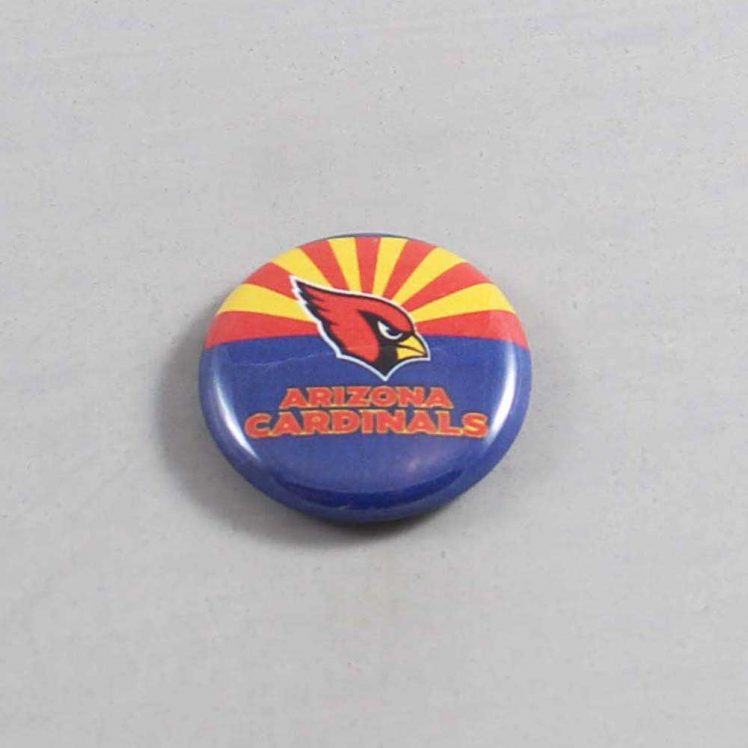 NFL Arizona Cardinals Button 02