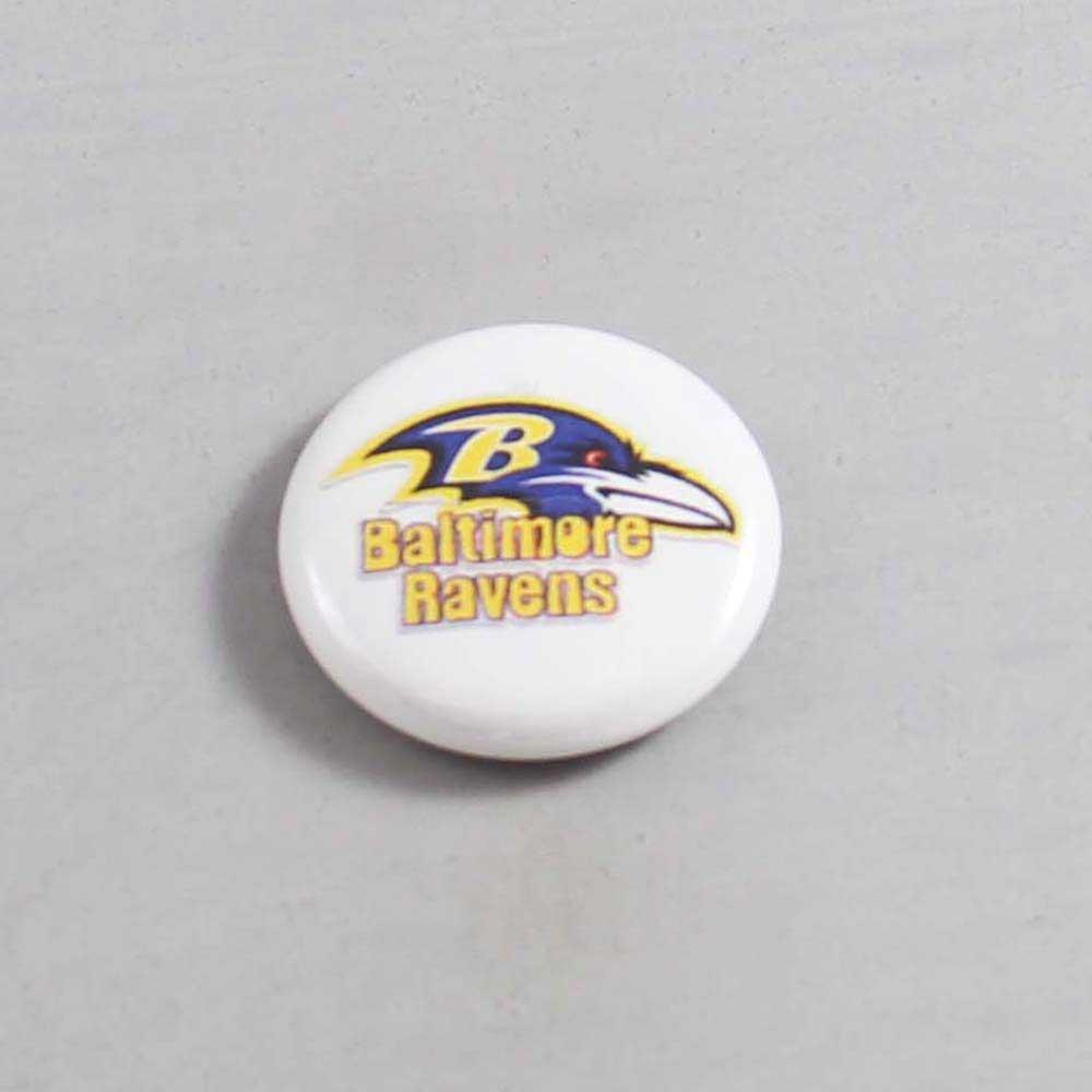 NFL Baltimore Ravens Button 06