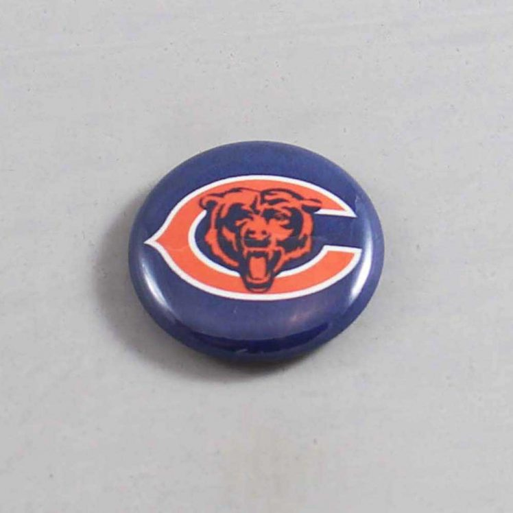NFL Chicago Bears Button 01