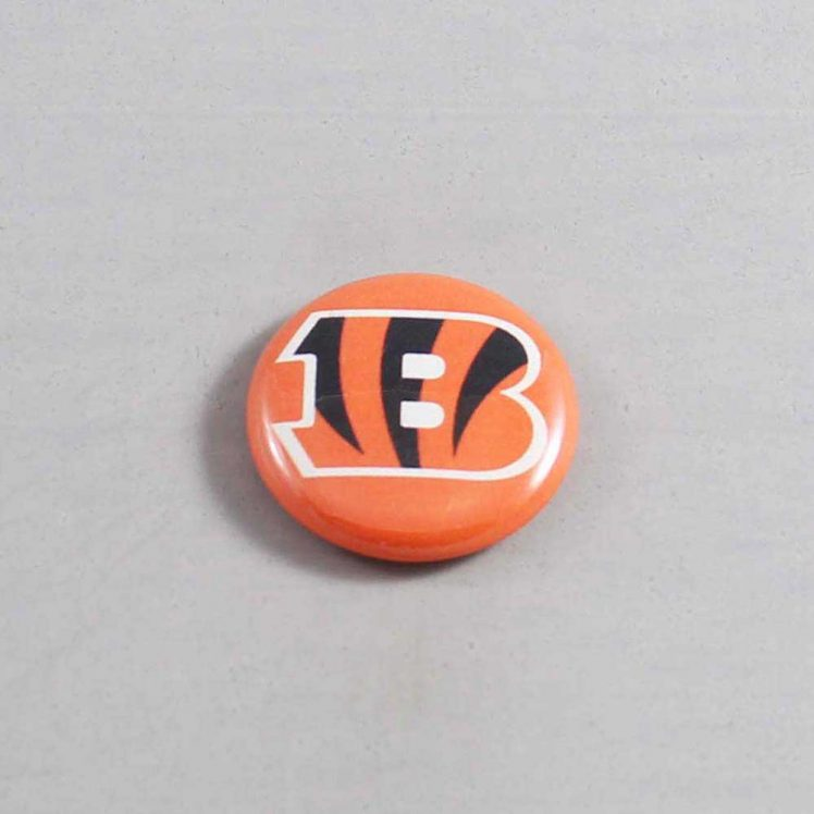 NFL Cincinnati Bengals Button 01