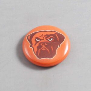 NFL Cleveland Browns Button 01