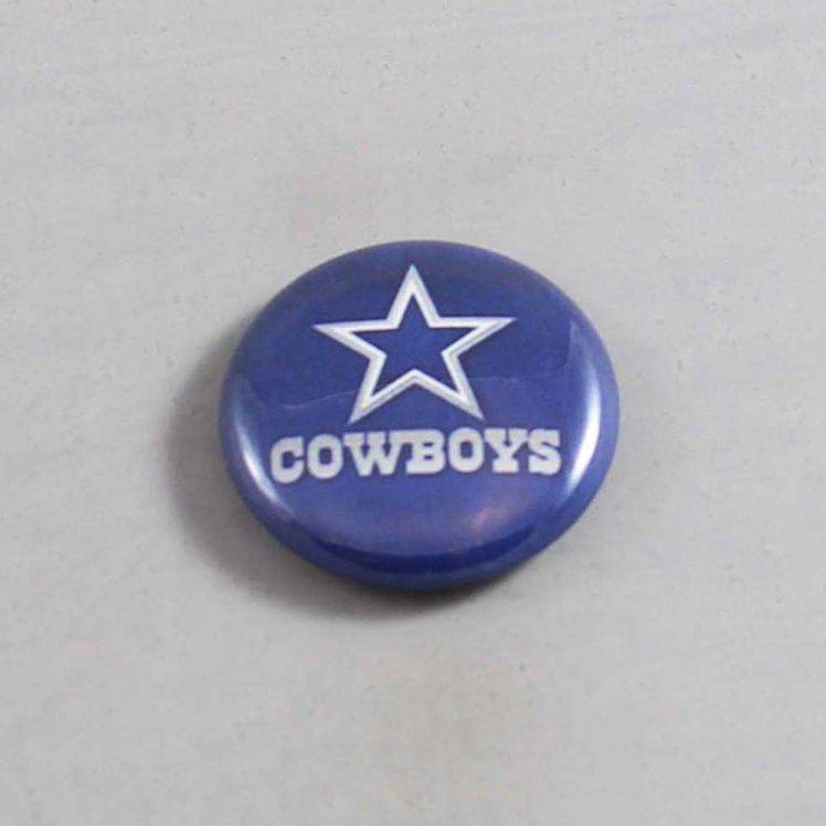 NFL Dallas Cowboys Button 05